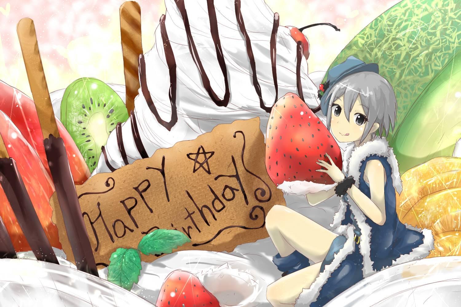Anime Happy Birthday Anime Happy Birthday