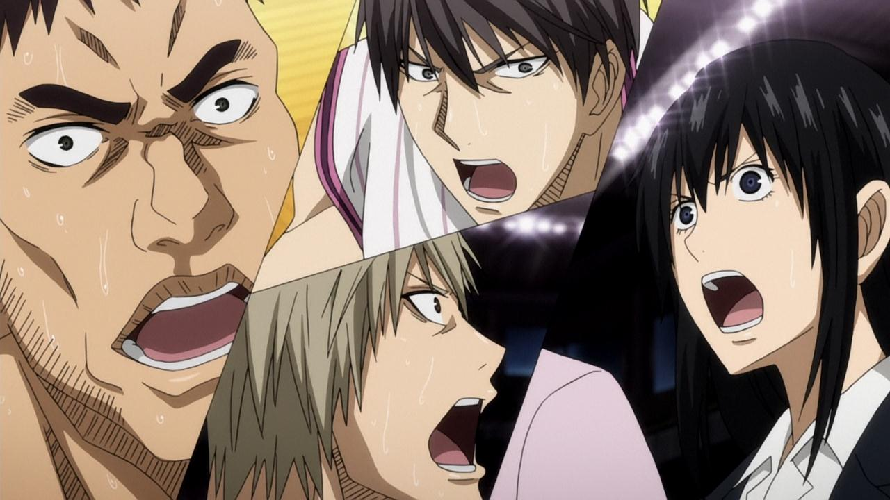 projects animebacklog  kuroko no basket season episode